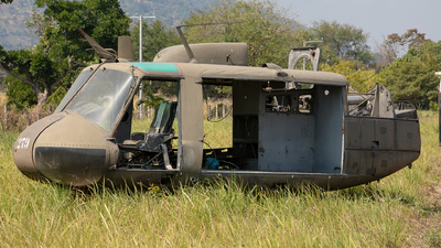 279 - Bell UH-1H Iroquois - El Salvador - Air Force
