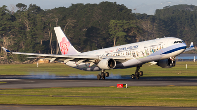 B-18358 - Airbus A330-302 - China Airlines