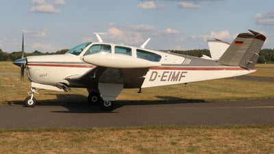 D-EIMF - Beechcraft V35B Bonanza - Private