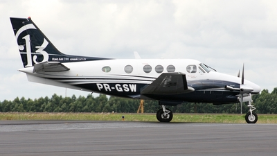 PR-GSW - Beechcraft C90B King Air - Private