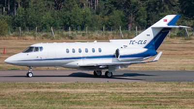 TC-CLG - Hawker Beechcraft 900XP - Private