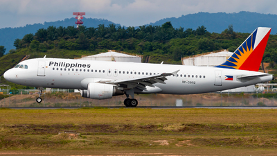 RP-C8612 - Airbus A320-214 - Philippine Airlines