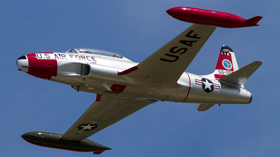 N133KK - Canadair CT-133 Silver Star - Private