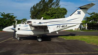 PT-WLV - Embraer EMB-121A1 Xingú II - Private
