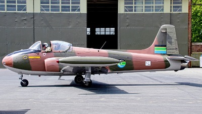 G-PROV - Hunting Percival Jet Provost T.52 - Private