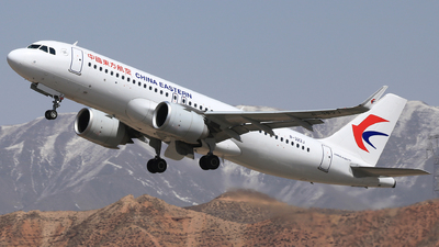 A picture of B322J - Airbus A320251N - China Eastern Airlines - © Jinyuan LIU