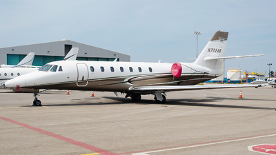 N702AB - Cessna 680 Citation Sovereign - Private