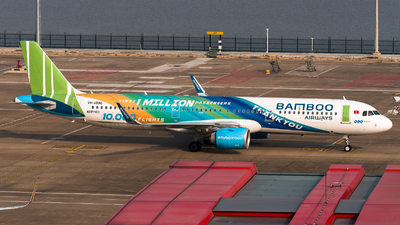 VN-A590 - Airbus A321-251N - Bamboo Airways