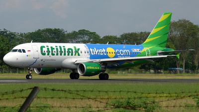 A picture of PKGLW - Airbus A320214 - Citilink - © Muhammad Aria Alauddin