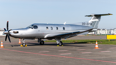 OO-CFW - Pilatus PC-12/47E - NextGen Aviation