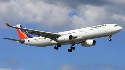 RP-C8765 - Airbus A330-343 - Philippine Airlines