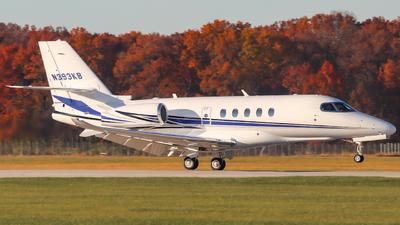 N393KB - Cessna Citation Latitude - Private