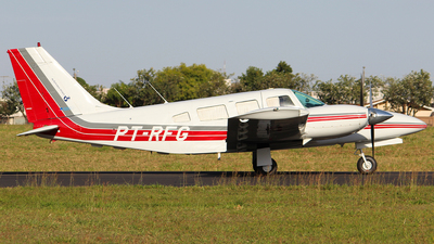 A picture of PTRFG - Embraer EMB810C Seneca - [810372] - © Lucas Loreto