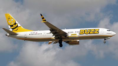 SP-RZF - Boeing 737-8-200 MAX - Buzz