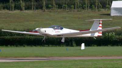 G-BWNY - Aeromot AMT-200 Super Ximango - Private