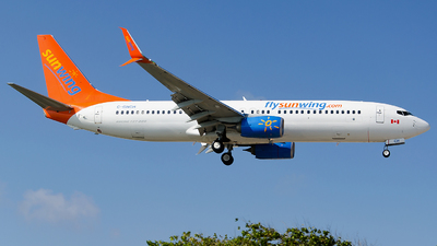 C-GNCH - Boeing 737-81D - Sunwing Airlines