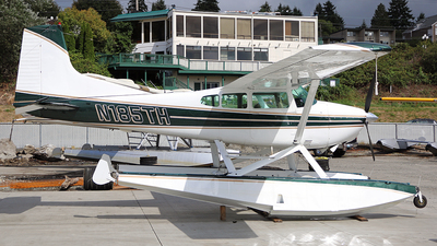 N185TH - Cessna A185F Skywagon - Private