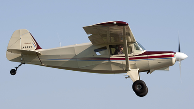 N94RT - AviPro Bearhawk - Private