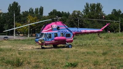 UR-VBG - PZL-Swidnik Mi-2MSB - Motor Sich Airlines