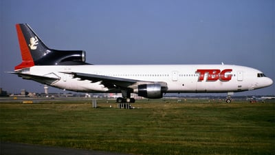 EI-TBG - Lockheed L-1011-1 Tristar - TBG Airways