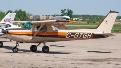 C-GTGH - Cessna 152 - Waterloo Wellington Flight Centre