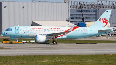 A picture of DAUBS - Airbus A320 - Airbus - © RobertLN
