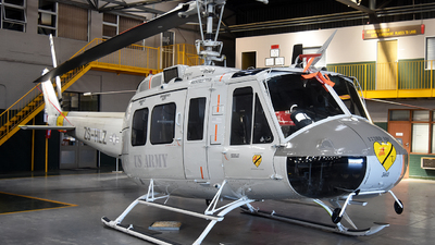 ZS-HLZ - Bell UH-1H Iroquois - Private