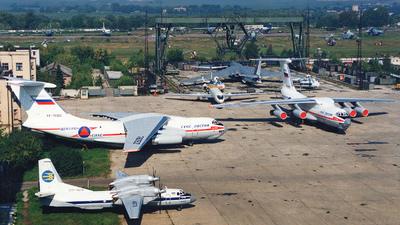 UUBW - Airport - Ramp