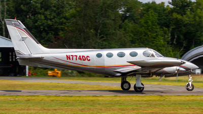 N774DC - Cessna 340A - Private