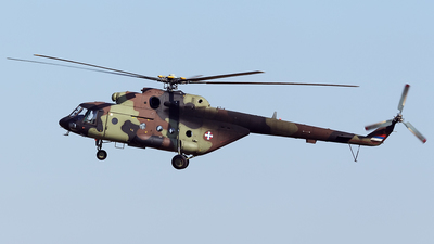 12491 - Mil Mi-17V5 Hip H - Serbia - Air Force