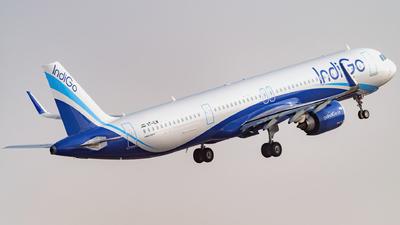 VT-ILM - Airbus A321-251NX - IndiGo Airlines