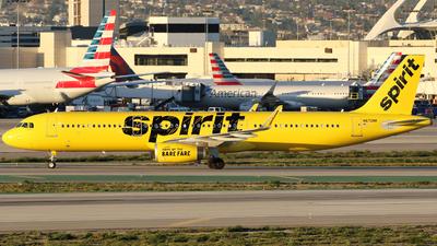 N672NK - Airbus A321-231 - Spirit Airlines