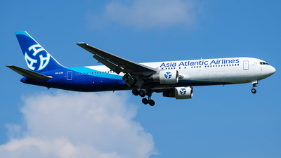 HS-AAB - Boeing 767-383(ER) - Asia Atlantic Airlines