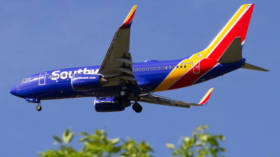 A picture of N905WN - Boeing 7377H4 - Southwest Airlines - © Jeremy D. Dando