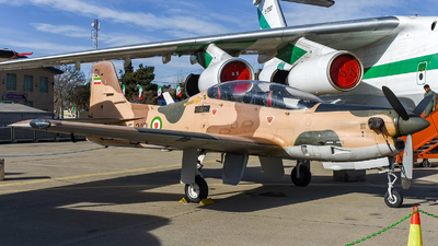 15-2401 - Embraer EMB-312 Tucano - Iran - Revolutionary Guard