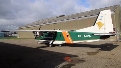 OH-MVN - Dornier Do-228-212 - Finland - Frontier Guard