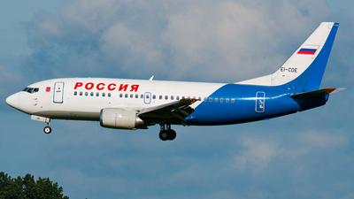EI-CDE - Boeing 737-548 - Rossiya Airlines