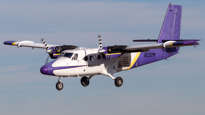N125PM - De Havilland Canada DHC-6-200 Twin Otter - Private