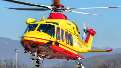 I-TOMS - Agusta-Westland AW-139 - Inaer