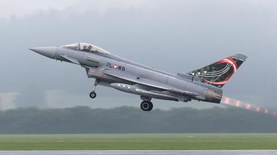 7L-WB - Eurofighter Typhoon EF2000 - Austria - Air Force