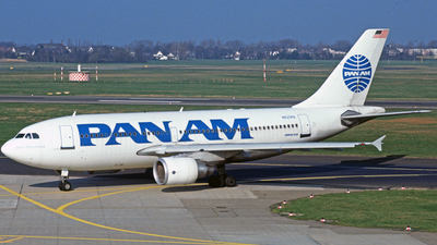 N820PA - Airbus A310-324(ET) - Pan Am
