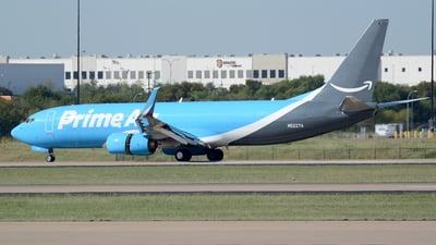 N5227A - Boeing 737-86N(BCF) - Amazon Prime Air (Southern Air)