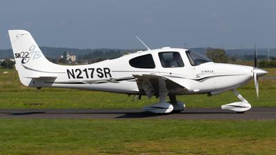 N217SR - Cirrus SR22-GTS - Private