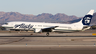 N303AS - Boeing 737-990 - Alaska Airlines