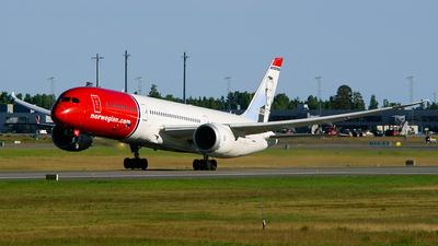 A picture of GCIXO - Boeing 7879 Dreamliner - [62082] - © Laszlo Fekete