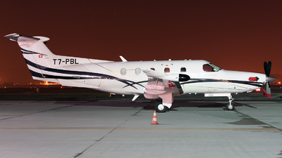 T7-PBL - Pilatus PC-12/47E - Private
