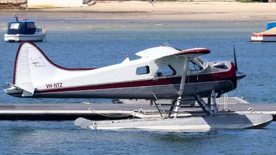 VH-NTZ - De Havilland Canada DHC-2 Mk.I Beaver - Sydney Seaplanes