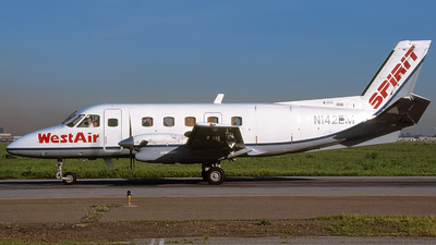N142EM - Embraer EMB-110P1 Bandeirante - Westair Commuter Airlines