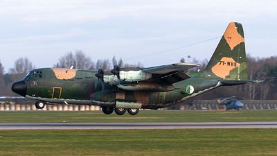 7T-WHS - Lockheed C-130H Hercules - Algeria - Air Force
