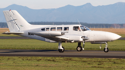 ZK-MAP - Cessna 402B - Aerial Surveys